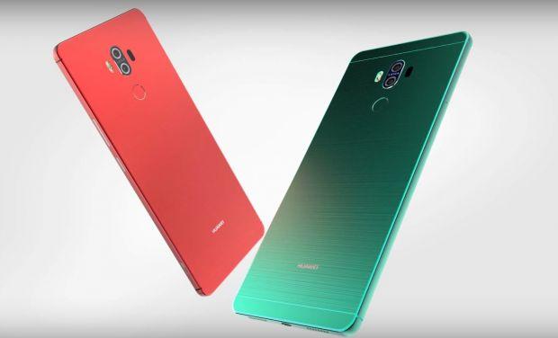 Urmatorul Huawei este primul smartphone care va avea asa ceva! Ce aduce nou seria Mate 10