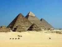 Marele mister a fost descifrat! Cum au construit egiptenii piramidele