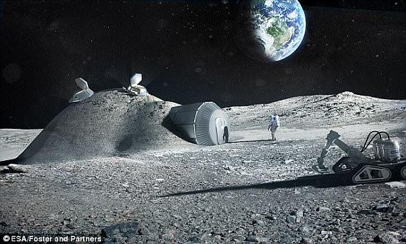 Prima colonie umana pe o alta planeta poate deveni realitate curand! Unde vor trai colonistii