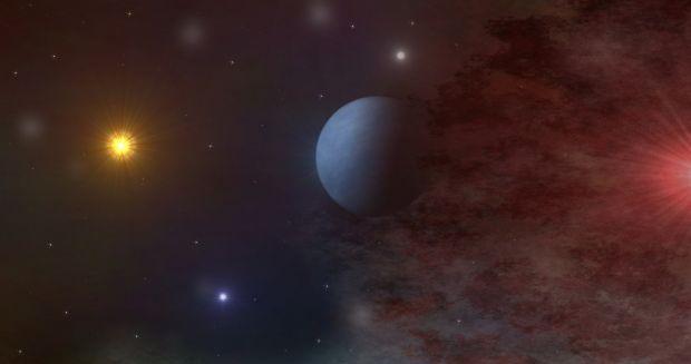 A fost descoperita o noua planeta pitica in sistemul nostru solar