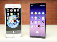 Test de viteza iPhone 8 Plus versus Samsung Galaxy Note 8. Care este mai rapid