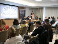 Stagii de practica pentru studentii romani, organizate la sediul Huawei din China