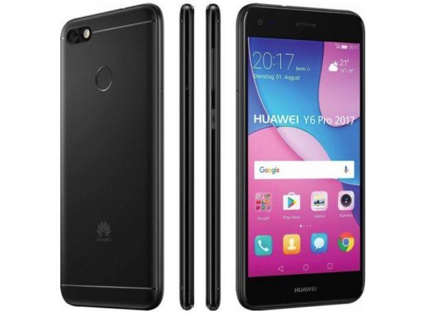 Huawei lanseaza un nou smartphone accesibil! Cat va costa Y6 Pro (2017) in Romania