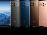 Lansare Huawei Mate 10, Mate 10 Pro si Porsche Design: smartphone-uri dotate cu Inteligenta Artificiala