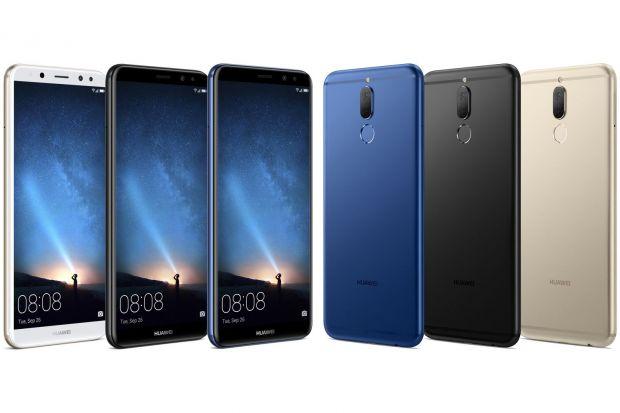 Huawei anunta noul model Mate 10 Lite, smartphone cu patru camere foto! Cat costa in Romania