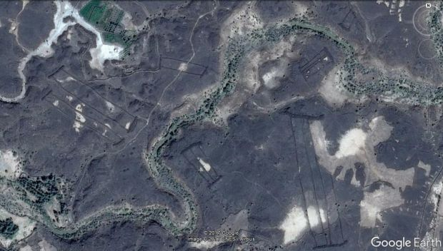 Peste 400 de structuri misterioase, descoperite in Arabia Saudita! Imagini obtinute prin Google Earth