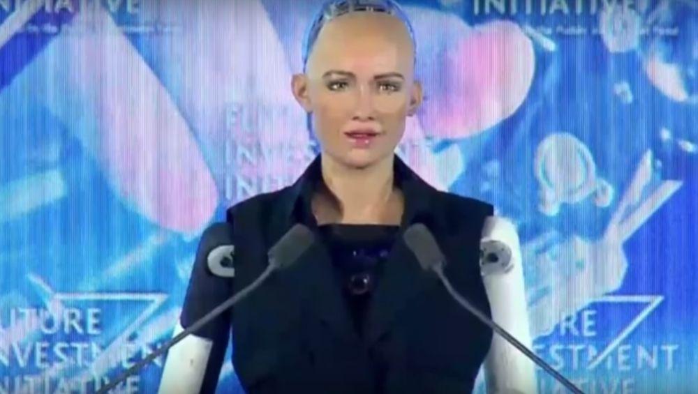 Premiera mondiala: un robot a primit oficial cetatenie! Ce-a declarat in cadrul discursului de multumire