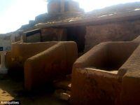 Cimitirul blestemat  de langa Marea Piramida, deschis pentru prima data publicului