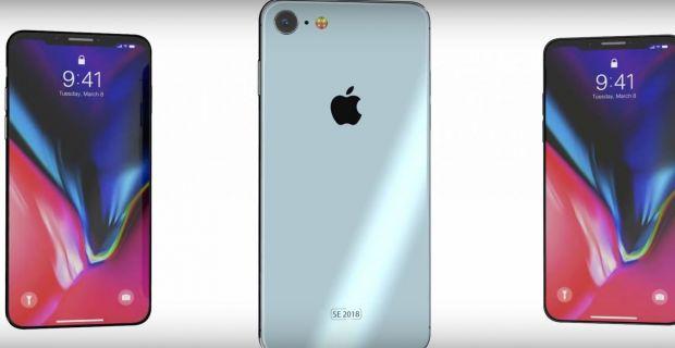 Apple pregateste iPhone SE2! Noul model accesibil va semana cu iPhone X