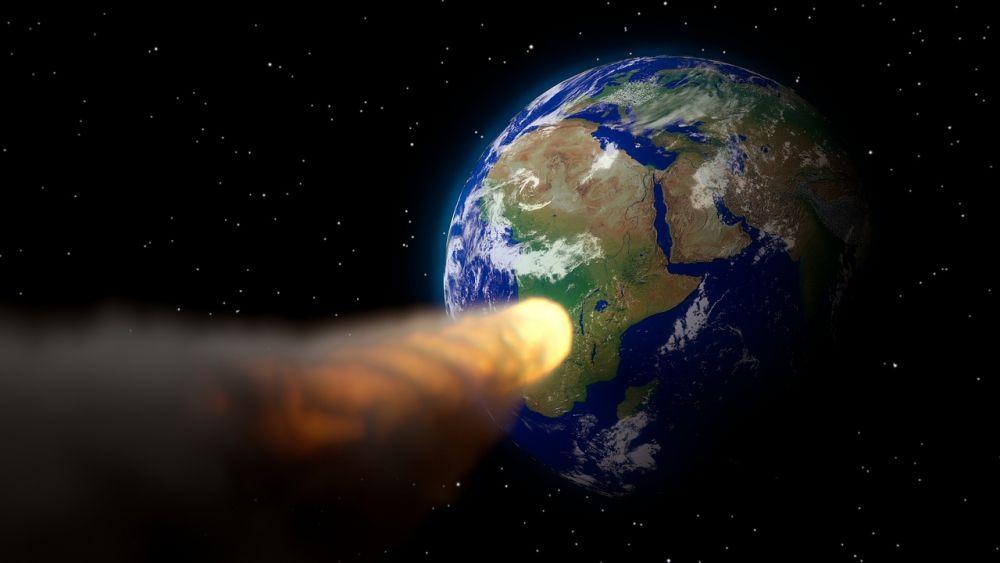 Un asteroid urias se va apropia de Terra si va provoca o ploaie de meteori