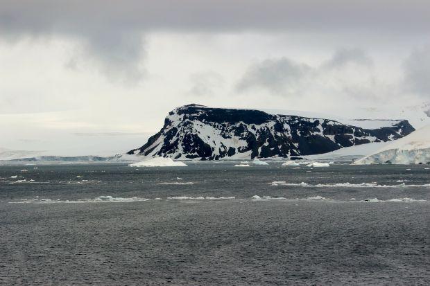 Descoperire incredibila in Antarctica! Pentru prima data au fost observate specii care se hranesc doar cu aer