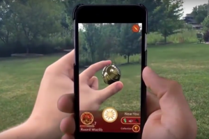 Jocul care ar putea copia succesul Pokemon Go! Se bazeaza tot pe realitate augmentata