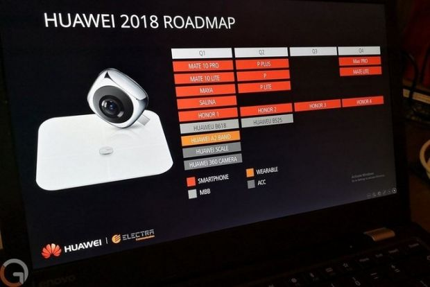 Ce telefoane va lansa Huawei in 2018? Surpriza: trei modele noi