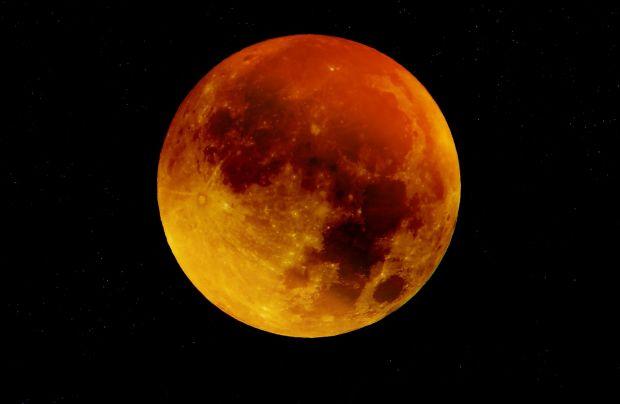 Luna Lupului si Luna de Sange - fenomene astronomice deosebite in primele nopti din 2018
