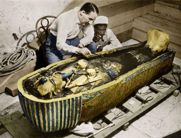 Descoperire uriasa in Egipt! Arheologii anunta ca au gasit mormantul sotiei lui Tutankhamon