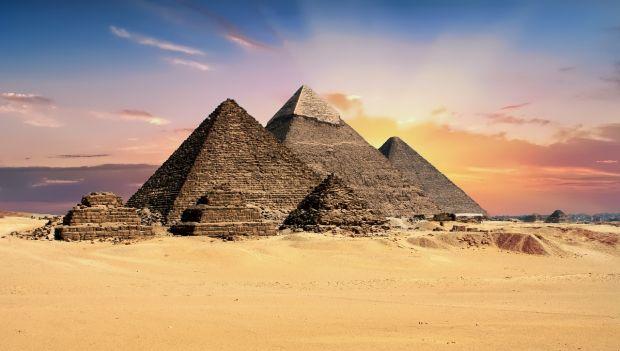 Descoperire surprinzatoare langa piramidele din Egipt! Are peste 4.000 de ani vechime
