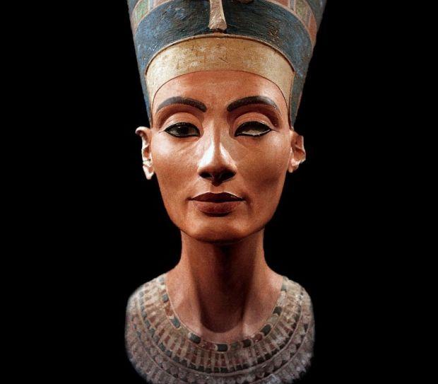 Cum arata de fapt regina Nefertiti? Cercetatorii i-au reconstituit chipul, cu ajutorul tehnologiei 3D