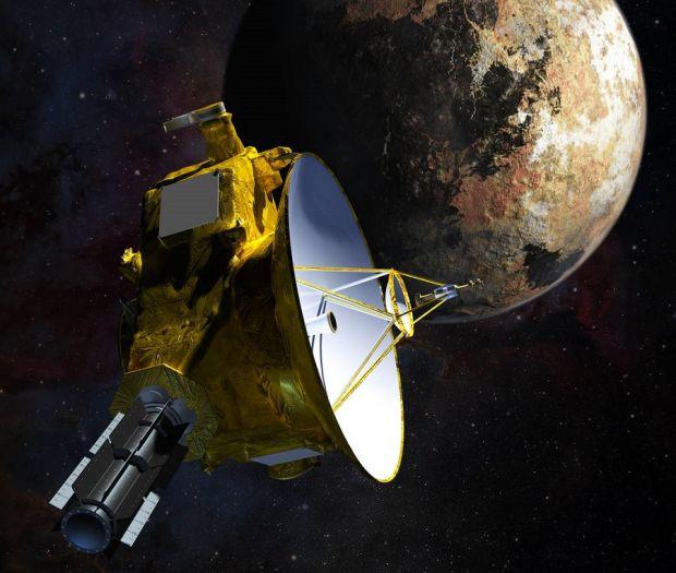 Sonda New Horizon a transmis fotografii din spatiu, de la o distanta de peste 6 miliarde de kilometri