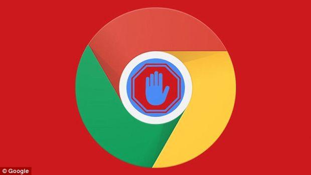 Google Chrome blocheaza de acum publicitatea agresiva. Ce tip de reclame vor fi interzise
