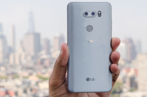 LG va prezenta primul smartphone dotat cu inteligenta artificiala: LG V30 editia 2018