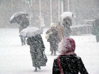 Anomaliile extreme ale vremii: Europa ingheata, Polul Nord se topeste