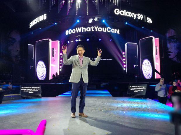 Lansare Samsung Galaxy S9 in Romania. Primul smartphone cu diafragma duala pentru camera foto