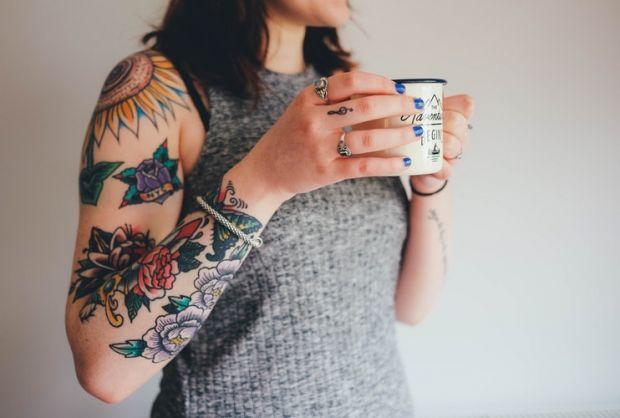 De ce sunt tatuajele aproape imposibil de sters? Cercetatorii au gasit explicatia