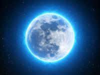 Ce este Luna Albastra, fenomenul astronomic impresionant care are loc in noaptea de sambata