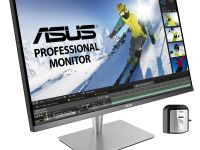 ASUS lanseaza un monitor de 32 de inci 4K UHD, dedicat editarii foto-video