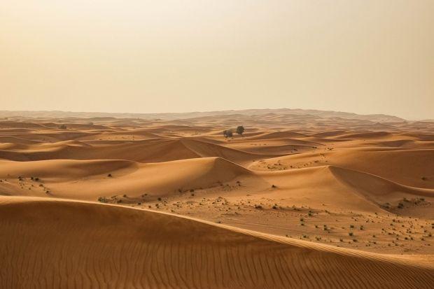 Fenomen tulburator observat in desertul Sahara. Cercetatorii trag un semnal de alarma