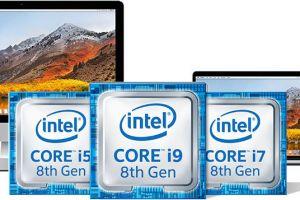 Intel prezinta noile procesoare de generatia a 8-a pentru laptop si desktop. Ofera performante mai bune