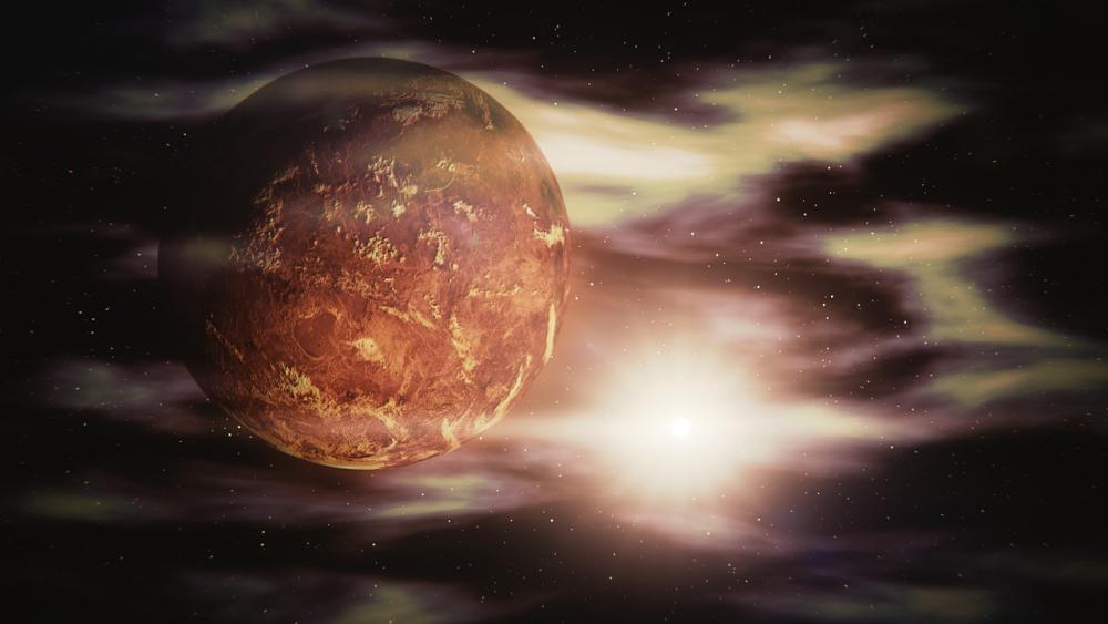 Teorie surprinzatoare: in atmosfera planetei Venus ar putea exista forme de viata