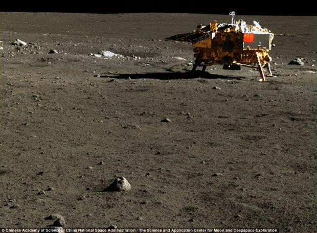 China vrea sa planteze cartofi pe Luna! Incep experimentele pentru colonizarea satelitului