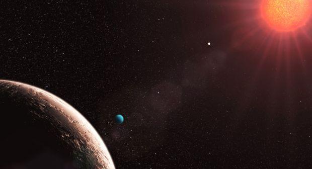 O stea calatoare se indreapta spre sistemul nostru solar. Care vor fi urmarile