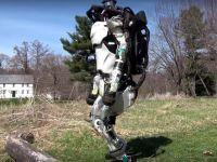 Robotul biped de la Boston Dynamics i-a speriat pe internauti! Ce se intampla in clipul devenit viral