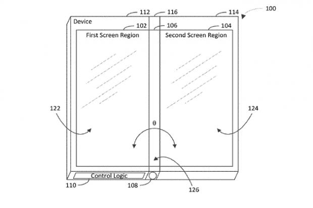 Microsoft ar putea lansa un smartphone pliabil cu trei ecrane! Modul inedit in care va functiona acest gadget