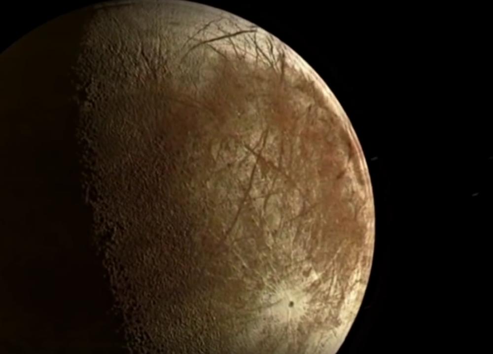 Noi informatii de la NASA despre posibilitatea existentei vietii pe satelitul Europa