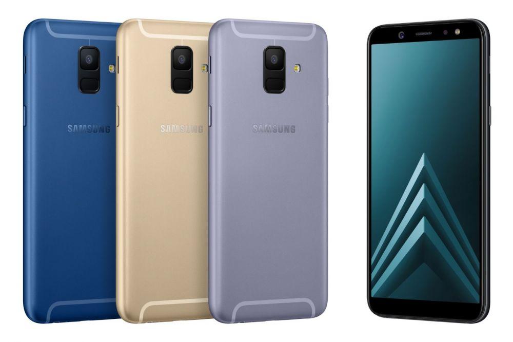 Cel mai nou smartphone Samsung, Galaxy A6, a fost lansat in magazine