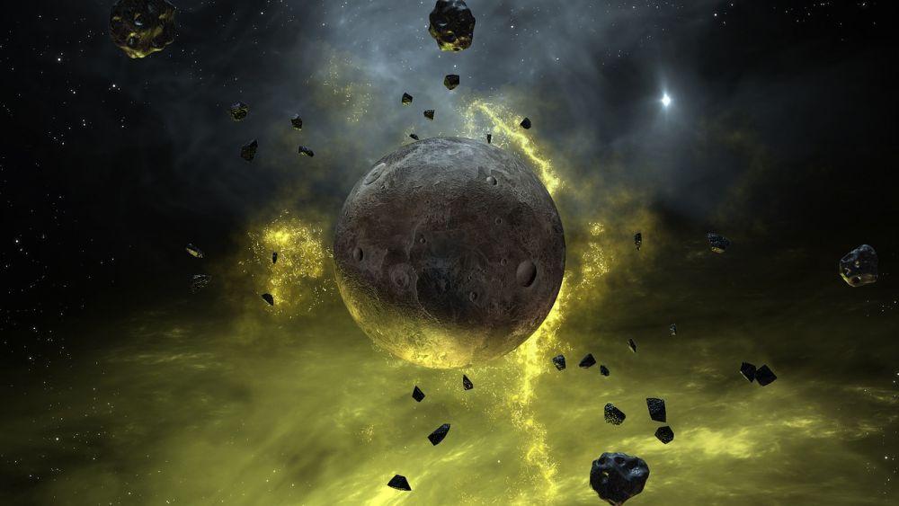 O noua dovada privind existenta misterioasei Planete Numarul Noua in sistemul nostru solar