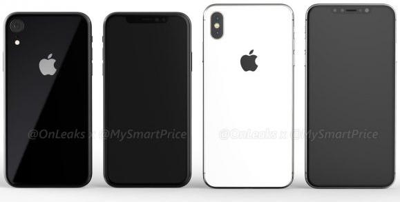 Primele imagini cu iPhone 9 si X Plus! Ce vor avea diferit modelele din acest an