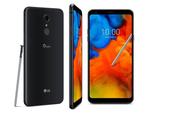 LG a lansat Q Stylus, un rival mid-range pentru Galaxy Note 8