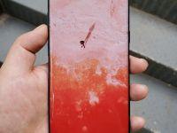 Este acesta prototipul pentru Galaxy S10? Imagini cu un smartphone complet fara margini