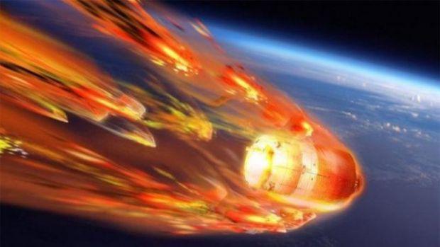 O nouă sondă spațială se va prăbuși pe Pământ. Care este locul posibil al impactului