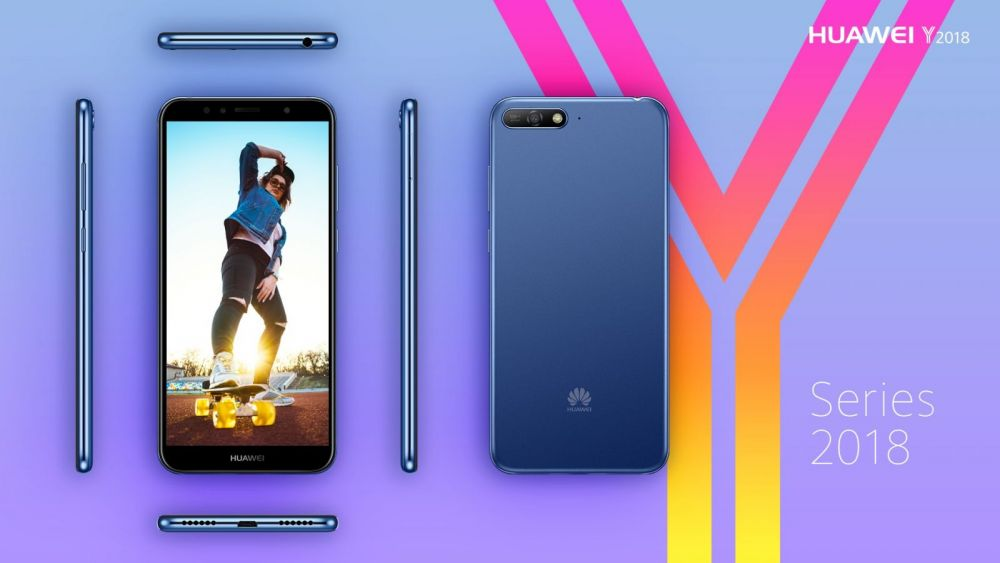 Huawei lansează în România noile telefoane Y6 2018 și Huawei Y7 Prime 2018: modele mid-range cu specificații de top