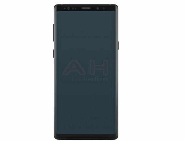 Imagini oficiale cu Galaxy Note 9. Cât de mult seamănă noul phablet cu versiunea anterioară?