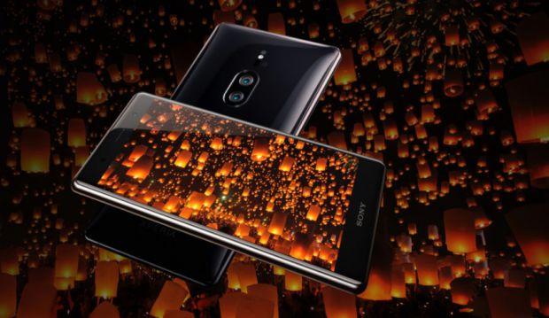Au început precomenzile pentru Sony XZ2 Premium. Cât costă rivalul iPhone X