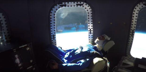 Primele zboruri turistice în spațiu încep din 2019. Cât vor costa câteva minute în imponderabilitate
