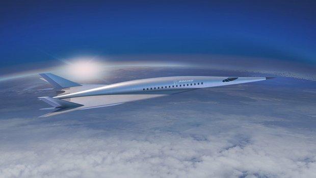 Boeing va produce primul avion hipersonic. Va zbura de la New York la Londra în doar 2 ore