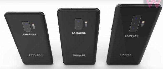 Surpriză! Samsung va introduce camera triplă pe mai multe modele de smartphone, nu doar pe Galaxy S10