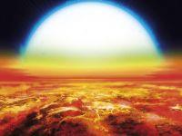 Astronomii au descoperit cea mai fierbinte planetă observată până acum. Pe KELT-9b sunt peste 4.000 de grade Celsius